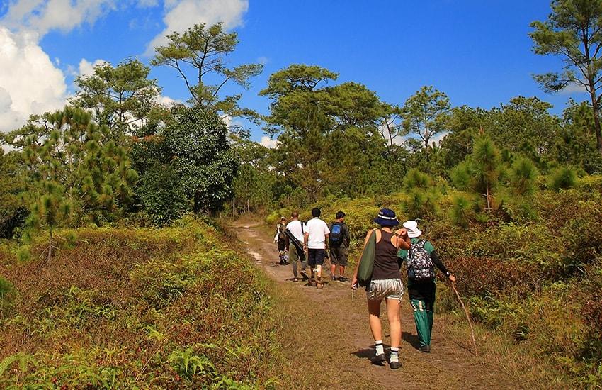 Trekking au Sri Lanka