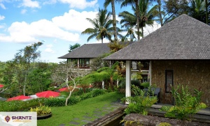 location villa bali awan biru 09