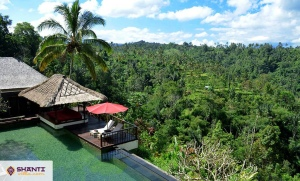 location villa bali awan biru 10