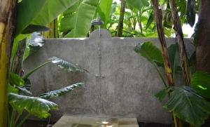 location villa bali garden house 9