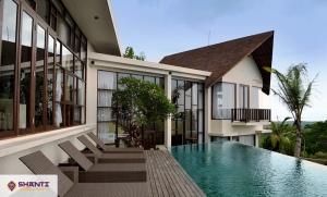 location villa bali jimbaran sea view villa 06
