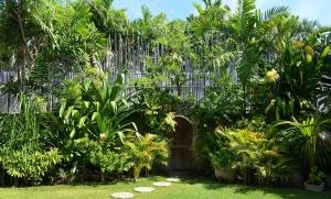 location villa bali round house 7