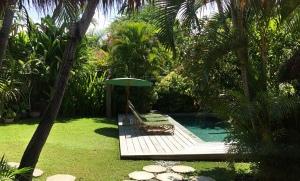 location villa bali round house 8