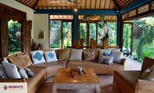 location villa bali umah shanti 10