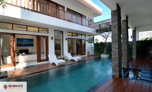 location villa club b residence canggu 10