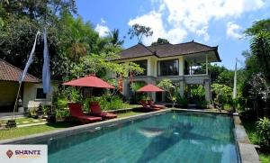 location villa suana air ubud 04