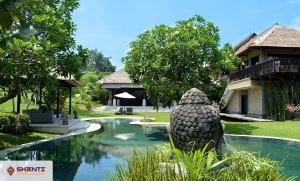 louer maison bali palm river 11