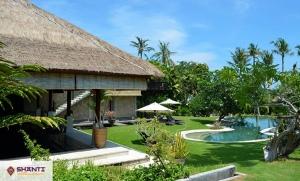 louer maison bali palm river 14