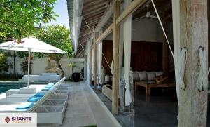 louer maison bali putih 12