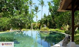louer villa bali palm river 16