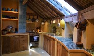 louer villa bali round house 17