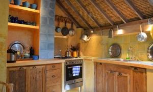 louer villa bali round house 18