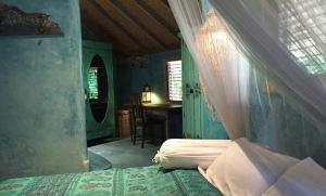 villa round house bali 25