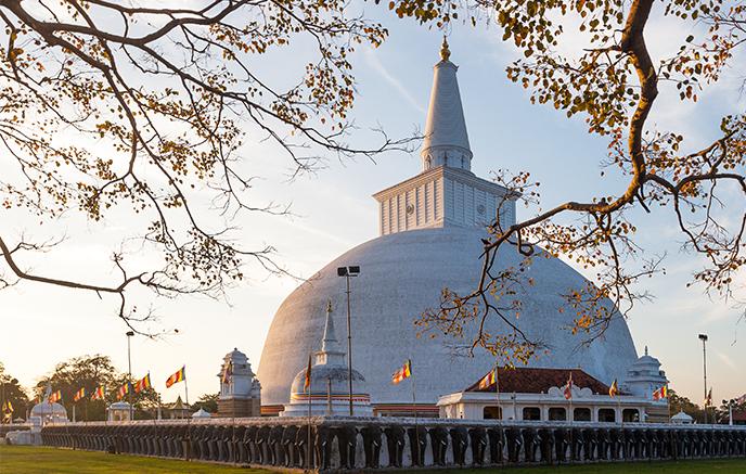 Trincomalee - Anuradhapura