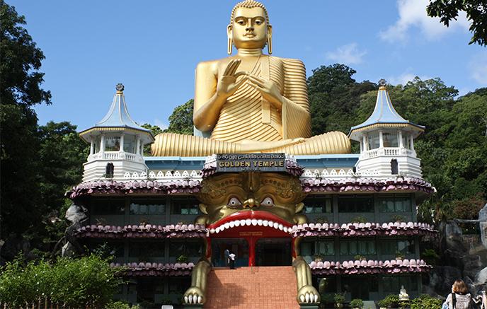 Kandy - Sigiriya