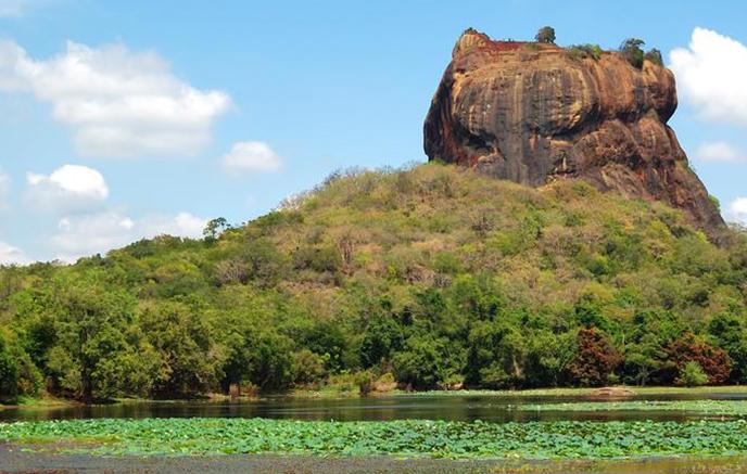 Sigiriya - Trincomalee