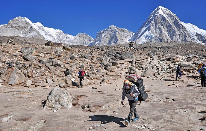 Himalaya Hotel - Macchapuchhare Base Camp