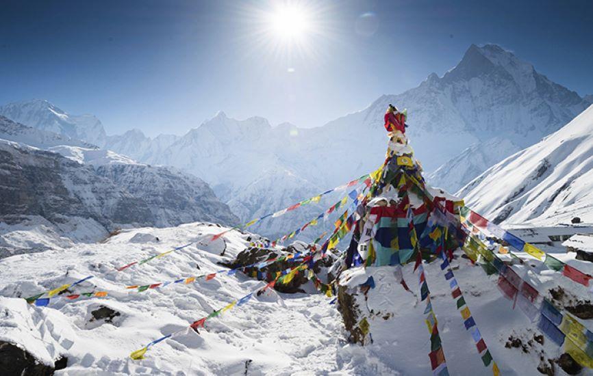 Annapurna Base Camp - Dhoban