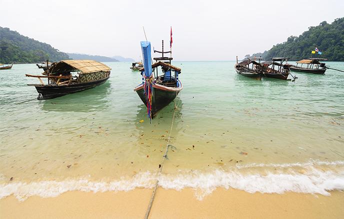 Ile de Za Det Nge – Thaïlande