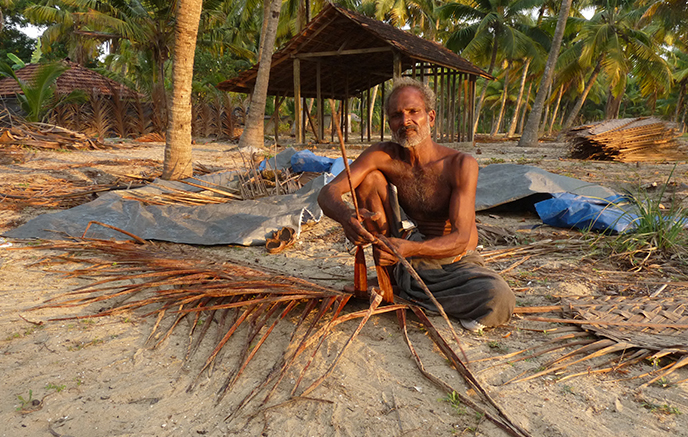 Malabarküste: Marari Beach