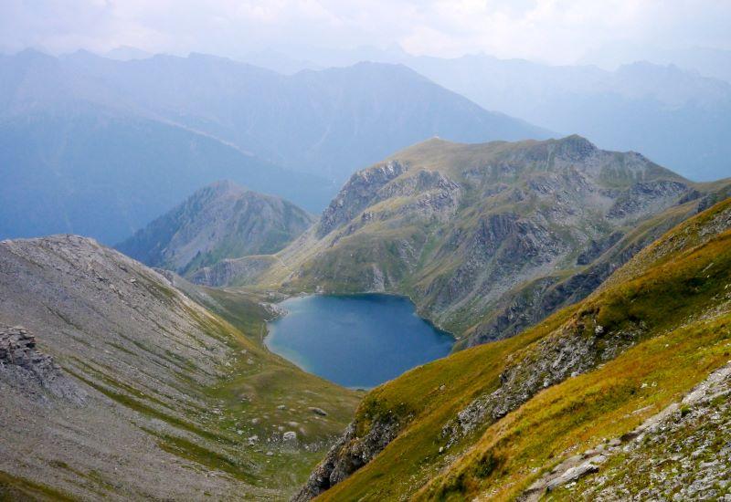 Souliers (1820 m) - Meyriès (1700m) - Aiguilles (1470 m)