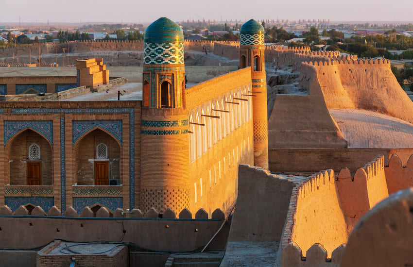 Ourguentch – Khiva