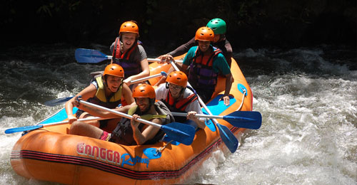 Rafting Shanti Villa