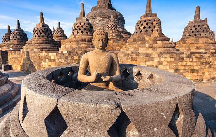 Yogyakarta – Borobudur