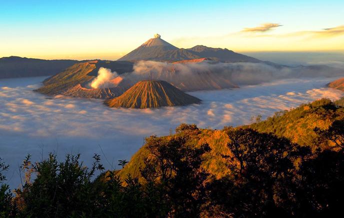Malang - Mt. Bromo