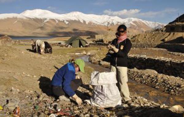 Trek de nettoyage au Ladakh