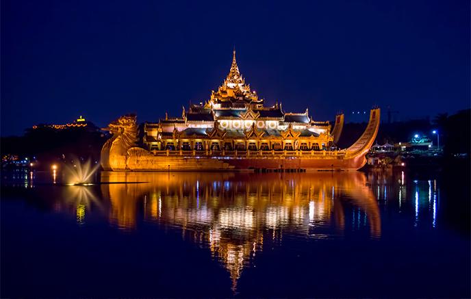 Yangon – Aéroport de Yangon