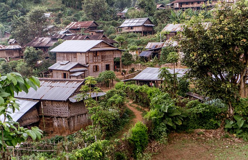 Trekking en Birmanie