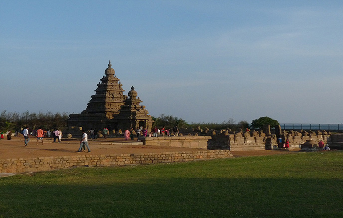 Mahabalipuram - Pondicherry