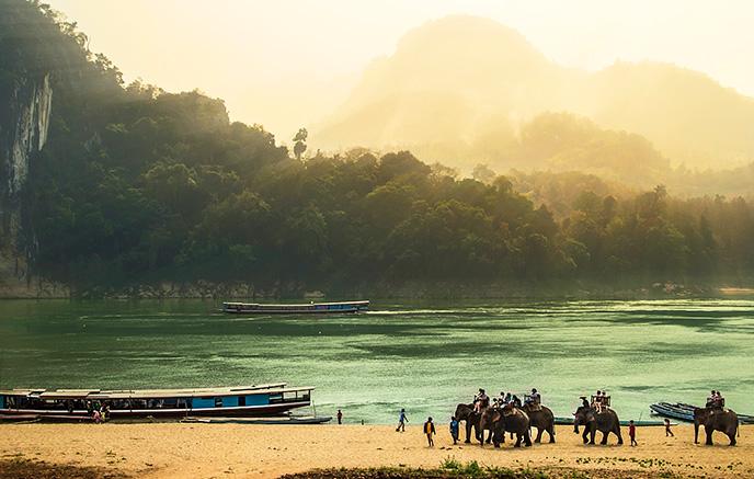 Vang Vieng – Luang Prabang