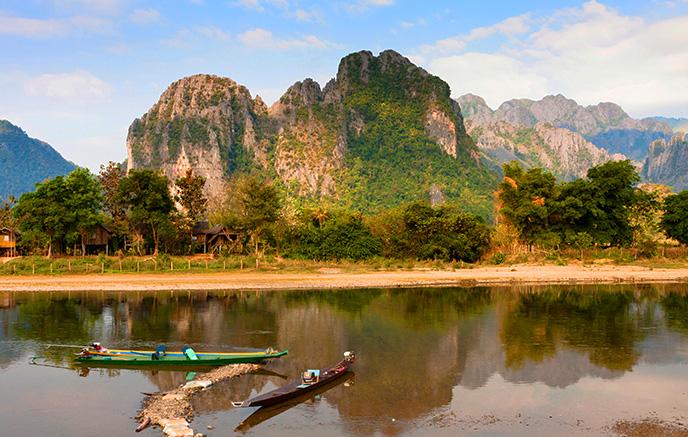 Luang Namtha – Ban Nam Deat Mai