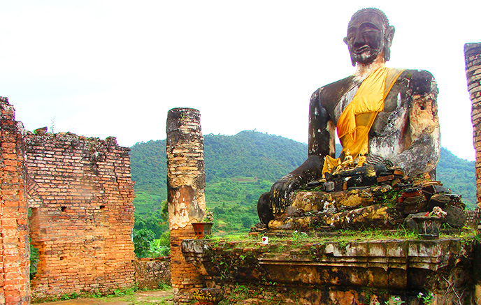 Oudom Xay - Nong Khiau via villages traditionnels et croisière sur le Nam Ou