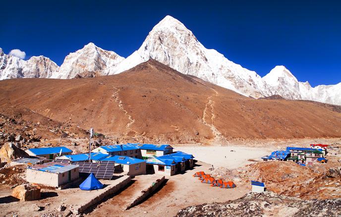 Gorakshep-Kala Pattar–Pheriche|4 200 m