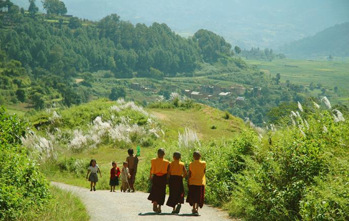 Lukla–Katmandou