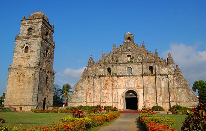Manille – Vigan