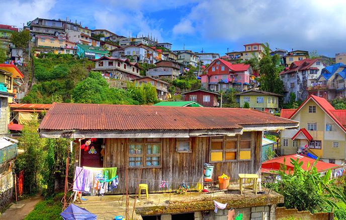 Vigan – Baguio