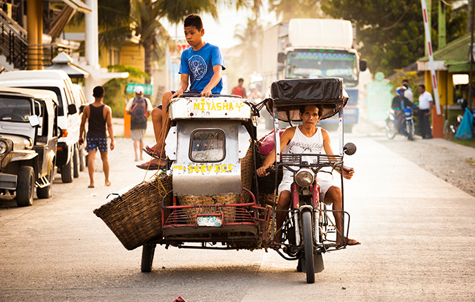 Banaue – Manille
