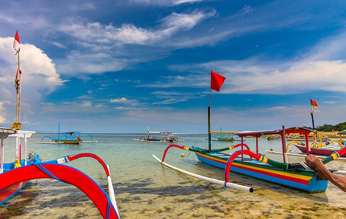 Gili Air – Jimbaran via Padangbai