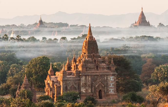Yangon – Bagan
