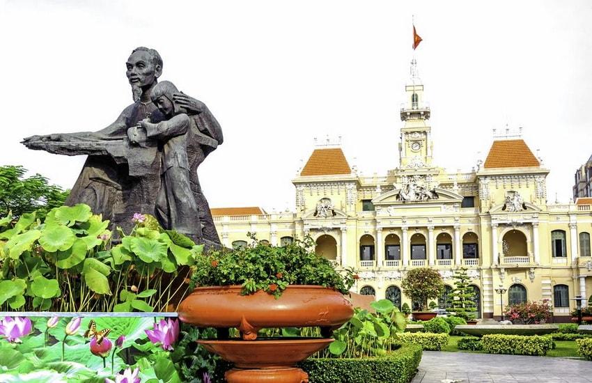 Hoi An - Saigon