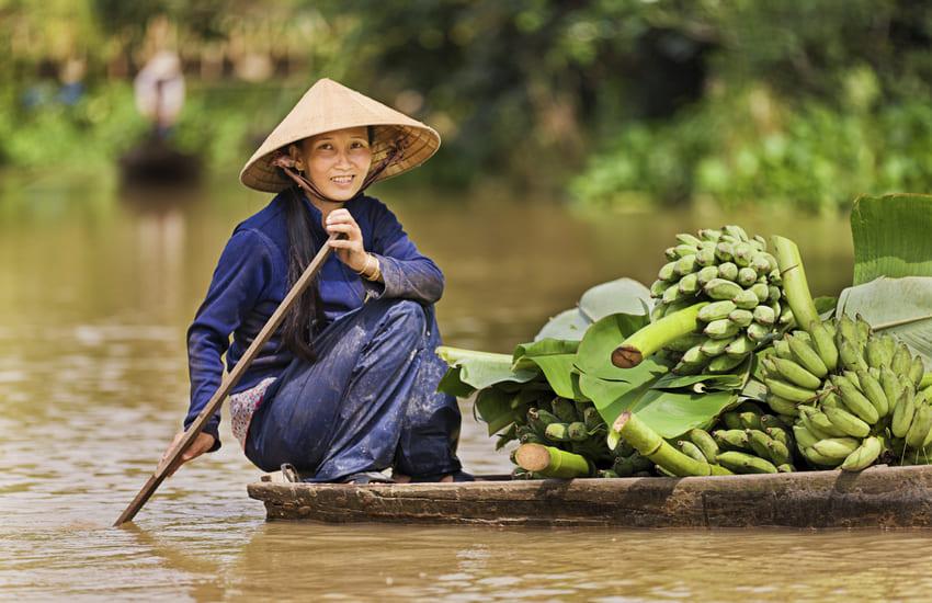 Cai Be - Saigon