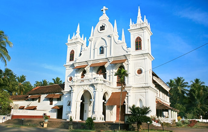 Image Voyage de Bombay à Goa