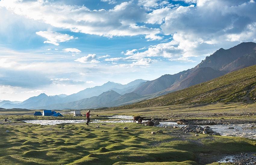 Entre Ladakh et Zanskar