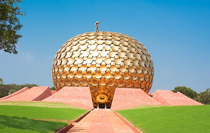 Auroville, la cité de l'Aurore