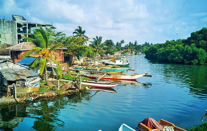 Negombo–Sigiriya