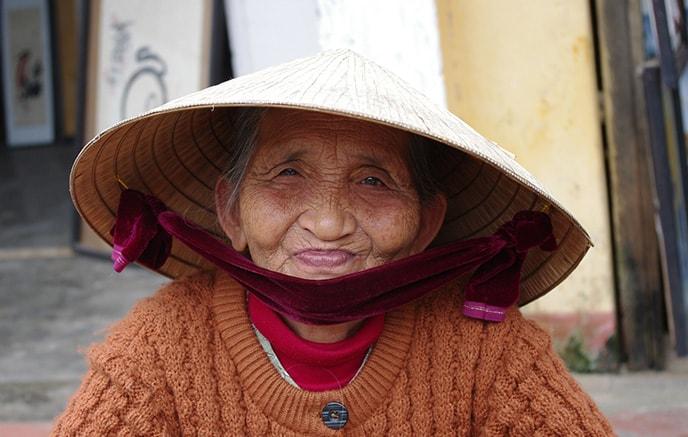 Hué - Hoi An via visite de la vieille ville de Hoi An